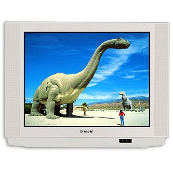 Схема CRT телевизора TV Sony