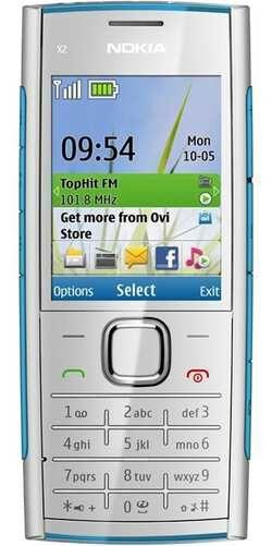 Схема телефона Nokia X2